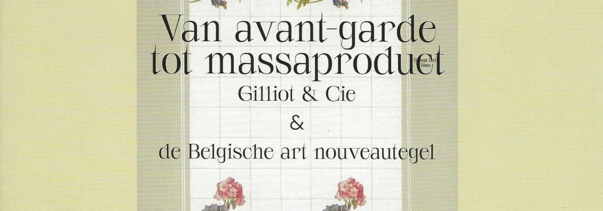 cover brochure art nouveau